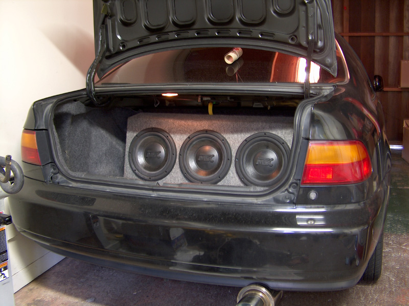 Subs For Cars